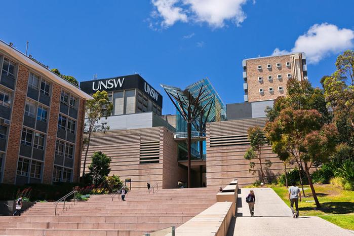 新南威尔士大学在哪个城市