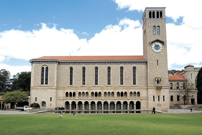 西澳大学录取均分