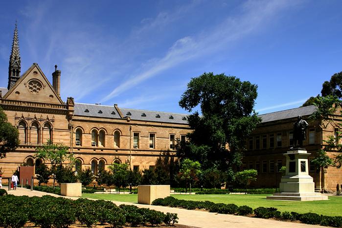 阿德莱德大学世界排名第几