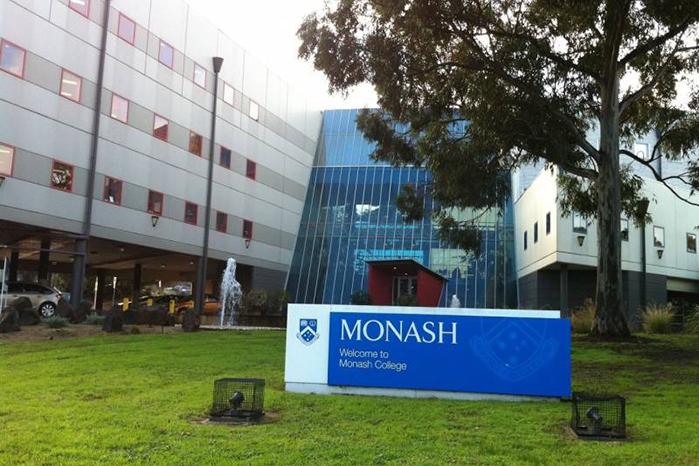 蒙纳士大学世界排名第几
