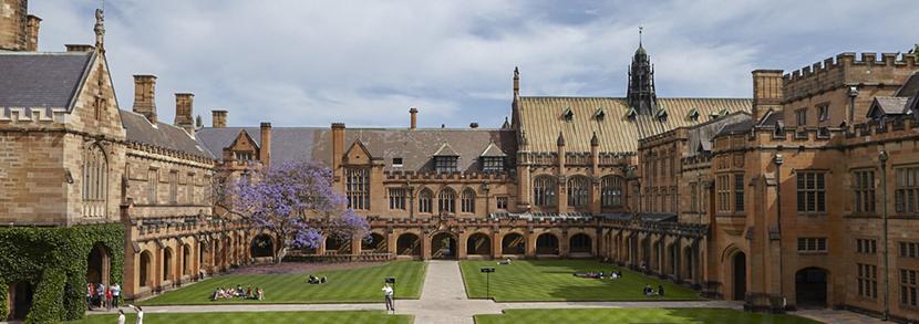 澳洲最古老的大学是哪所?悉尼大学最为悠久!
