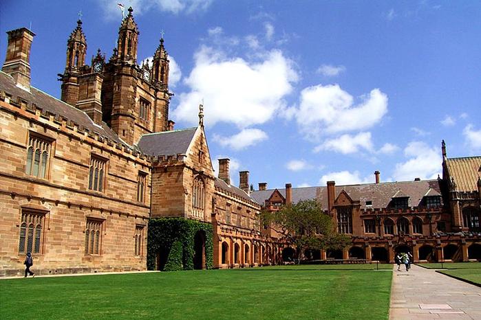 悉尼大學研究生好申請嗎