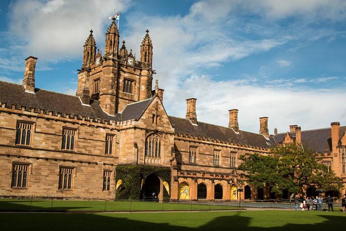 悉尼大学法学院难度