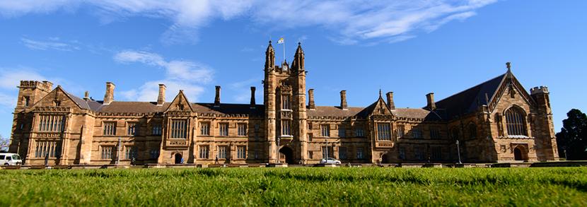 悉尼大学申请截止日期是什么时候?申请要求有哪些?