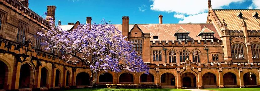 悉尼大学法学硕士学费:悉大法学硕士课程学费盘点