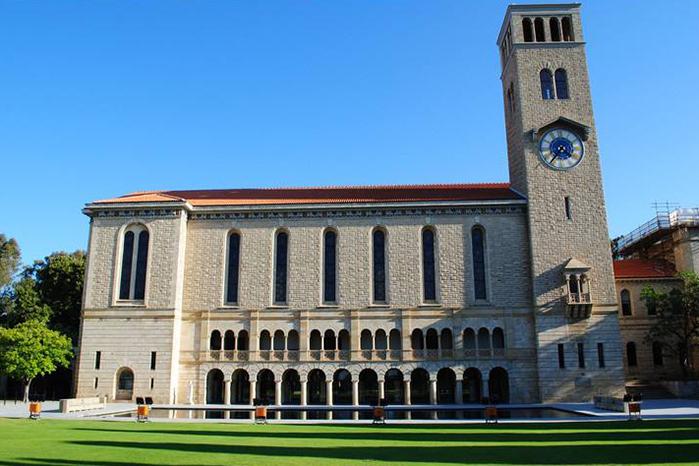 西澳大学世界排名第几