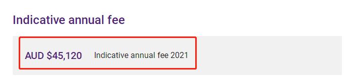 昆士兰大学本科计算机学费