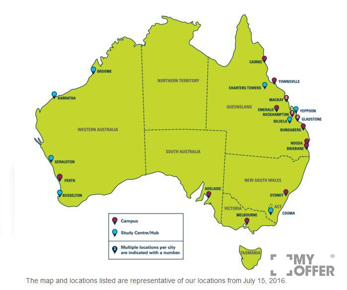 中央昆士兰大学怎么样