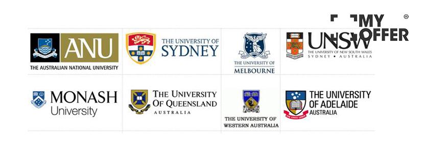 澳洲八大名校世界排名如何?QS大学排名揭晓!