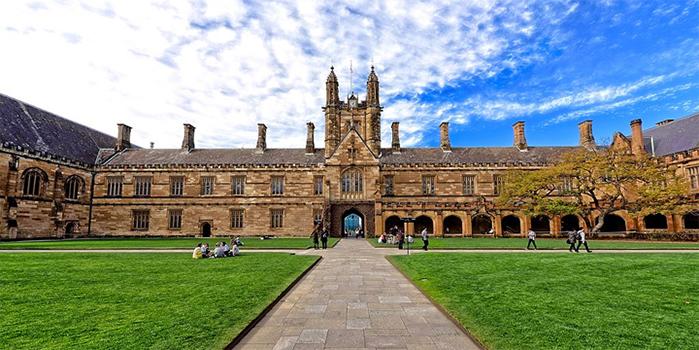 悉尼大学学费
