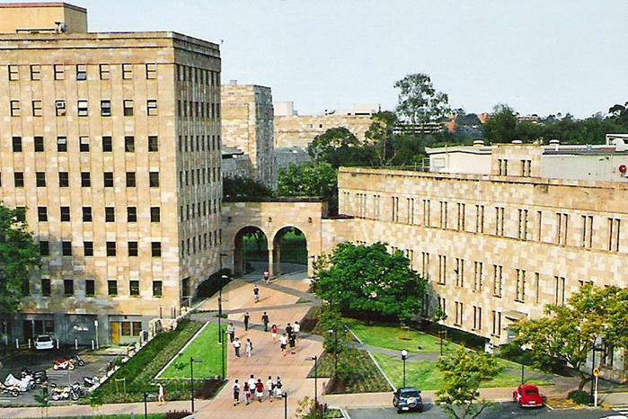 昆士兰大学在哪个城市