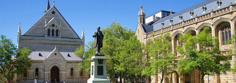 阿德莱德大学怎么样?五大院系课程和优势盘点!