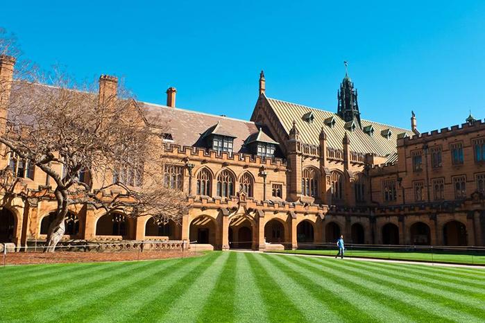 悉尼大学本科申请入学的条件
