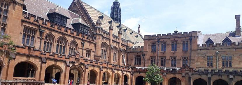 悉尼大学本科申请入学的条件:高考分、语言盘点