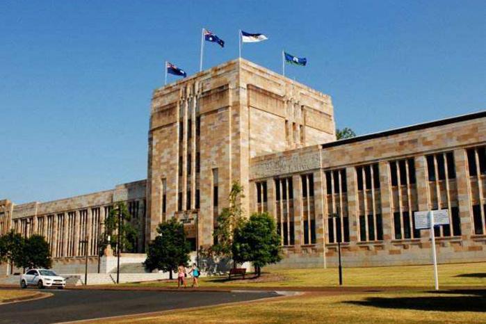 昆士兰大学综合排名