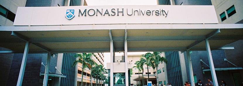 蒙纳士大学留学生活费是多少?一年约2.6万澳元!