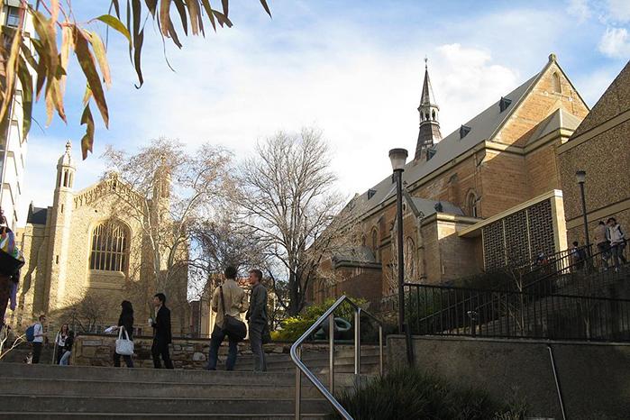 西澳大学生化专业要求