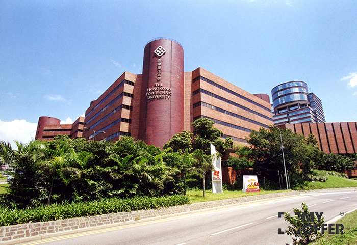 香港大学排名2017