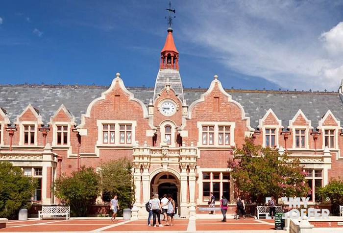 新西兰留学奖学金申请