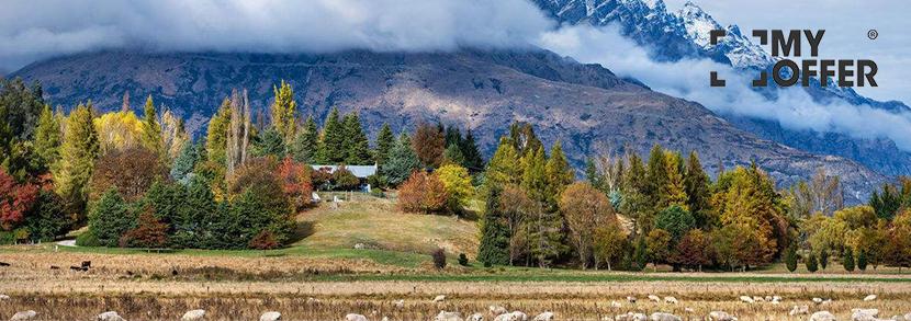 去新西兰留学怎么样?南北岛不容错过的迷人风光!①